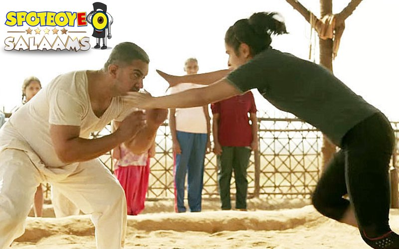 SpotboyE Salaam Best Film, Dangal, Smashes 4 Records! Way To Go!!
