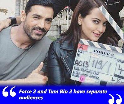 Force_2_and_Tum_Bin_2_have_separate_audiences_john_abraham_sonakshi_sinha_at_shoot.jpg