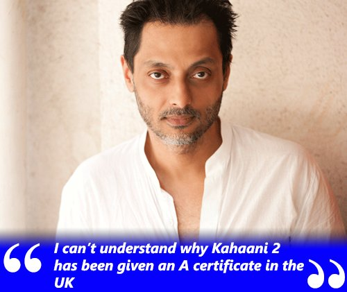 sujoy ghosh on why kahani 2 got a A certificate in the UK