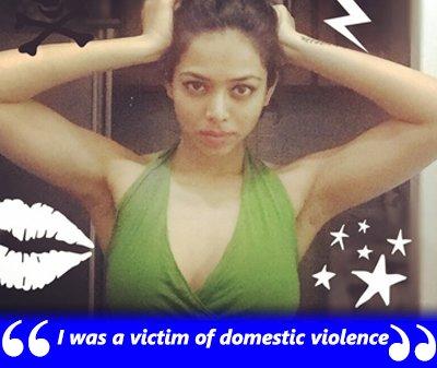 I was a victim of domestic violence Vaishnavi Dhanraj