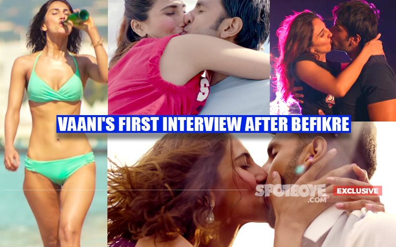 Vaani Kapoor: Kisses In Befikre Are NOT Lewd, There's Only Love & Warmth In Them