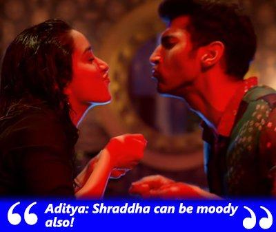 aditya roy kapoor and shraddha kapoor ok jaanu interview