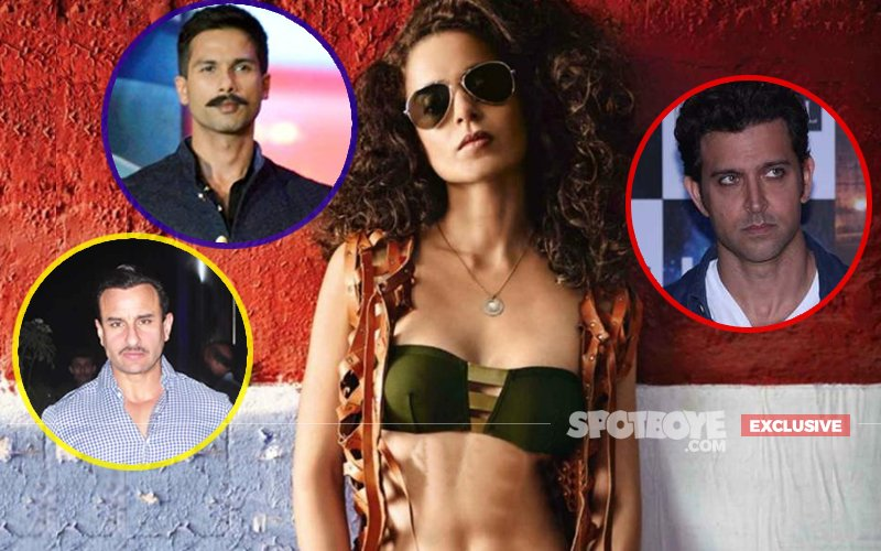 EXPLOSIVE INTERVIEW: Kangana Opens Up About Rangoon, Saif, Shahid & Hrithik!