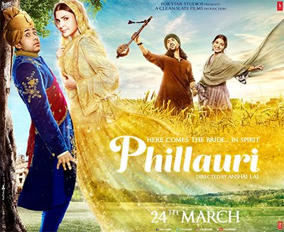 phillauri poster anushka sharma