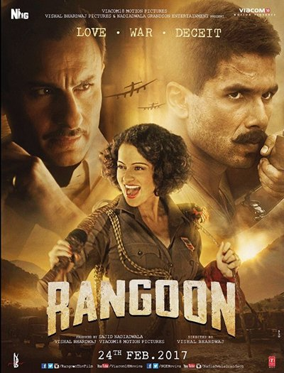 rangoon movie official poster