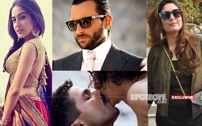 Saif's Advice To Sara: Don't Get Carried Away By The Drama & Politics Of Your Profession- Part 2