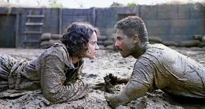 kangana ranaut and shahid kapoor in a still from rangoon