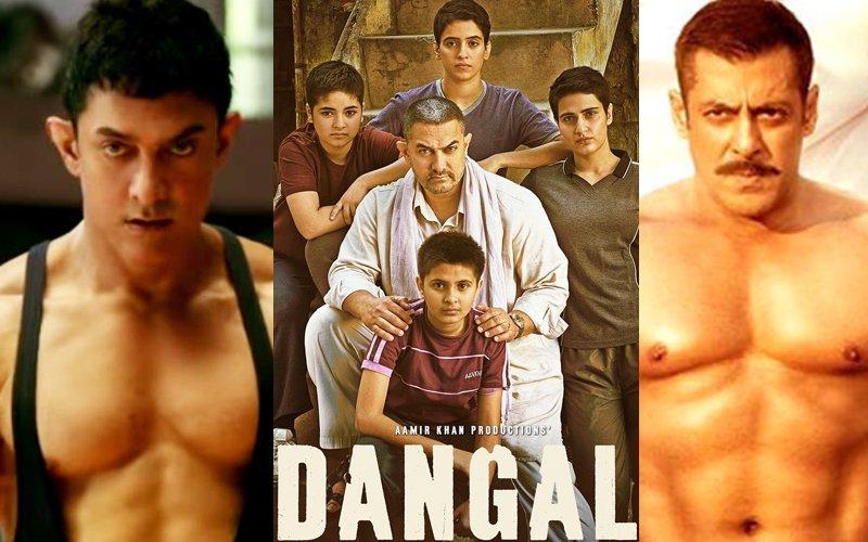 Aamir BEATS Salman, Dangal CROSSES Rs 300 Cr In Just 13 Days!