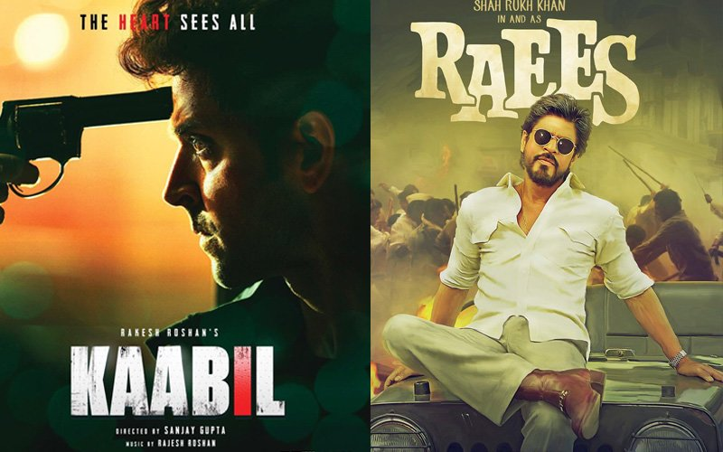 DAY 2: Kaabil Gets A Boost Of 18 Cr +, Raees Makes 26.30 Cr!
