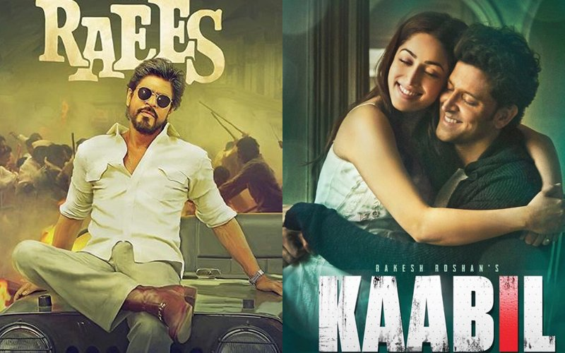 DAY 3: Raees & Kaabil Continue To Run A Hot Race At The Box-Office!