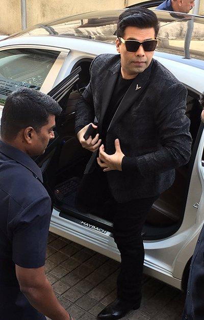 karan johar at badrinath ki dulhania trailer launch