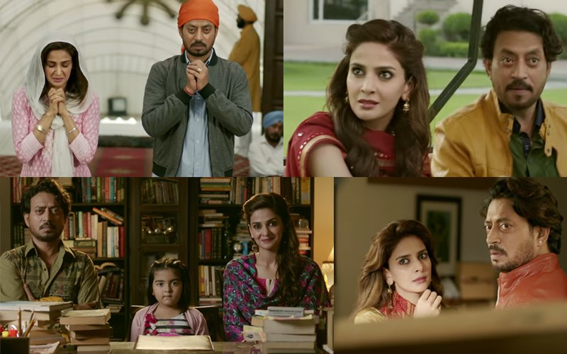 Irrfan Khan Is In A Familiar Territory In Hindi Medium, It's Wit & Laughter
