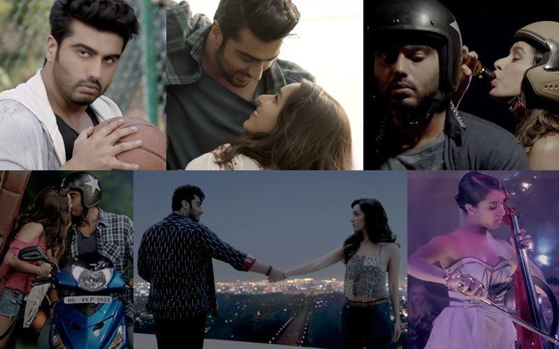 TRAILER: Shraddha Kapoor &  Arjun Kapoor's Fresh Pairing Is A Delight To Watch In Mohit Suri's Half Girlfriend