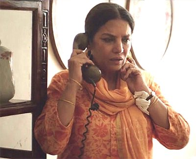 Best Supporting Actress Shabana Azmi in Neerja