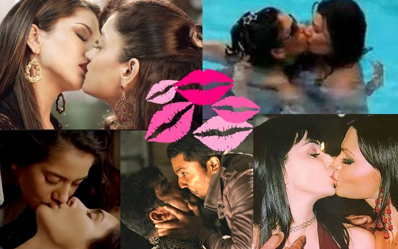 The Hottest Lesbian And Gay Kisses in Bollywood