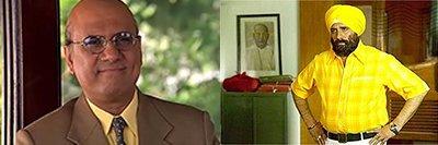 Boman Irani in Munnabhai MBBS and Lage Raho Munnabhai