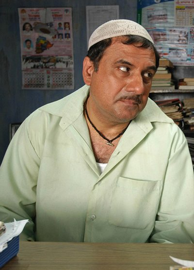 Boman Irani in a still from Well Done Abba, 2010