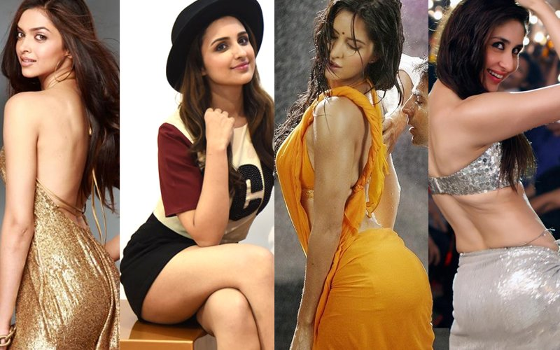 BUTT TALK: Deepika, Katrina, Parineeti, Kareena, Sonakshi, Dia... It's All Here