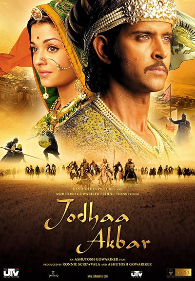 jodhaa akbar movie poster
