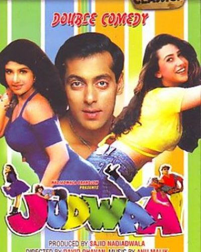 Image result for Judwaa poster
