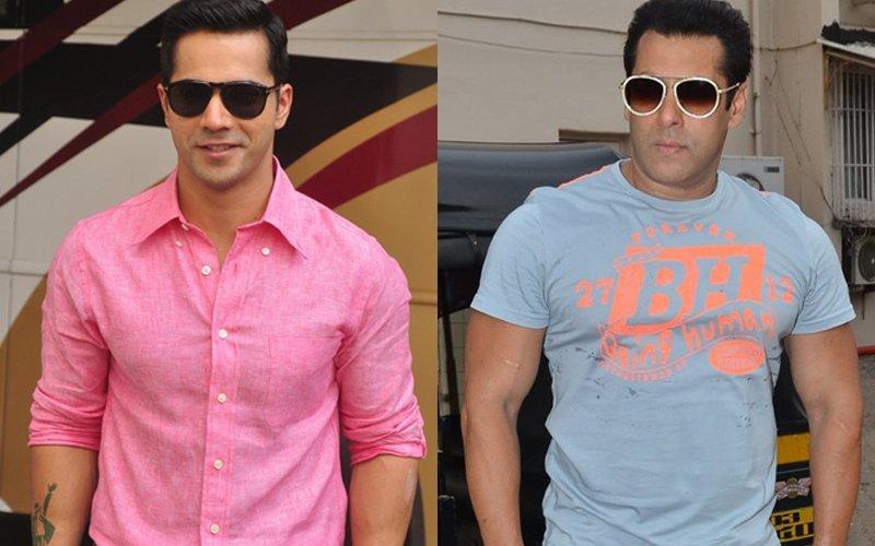 BUZZ: Salman Khan Might Star In Varun Dhawan's Judwaa 2!