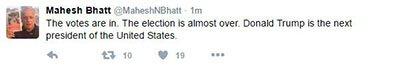 Mahesh Bhatt comments American Elections.jpg