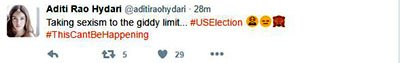 Aditi Rao Hydari comments American Elections.jpg
