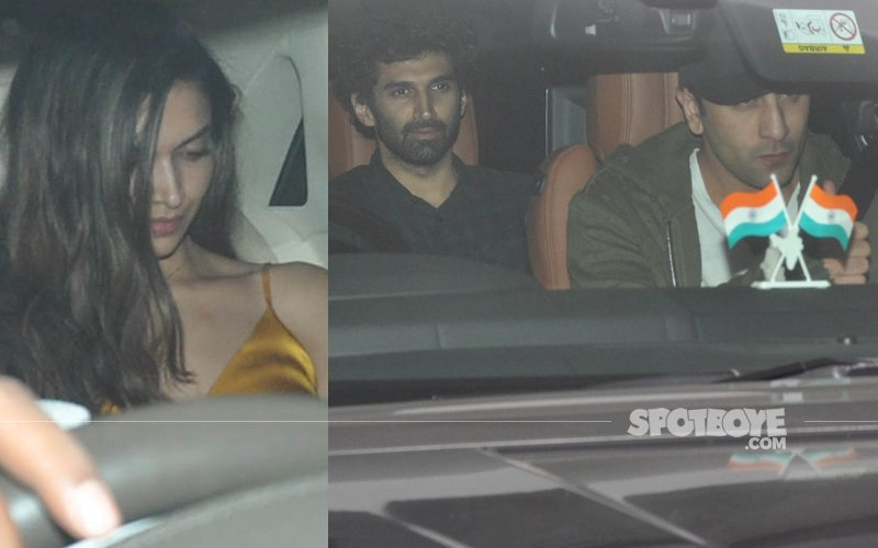 Deepika Lets Her Hair Down With Ranbir At Ae Dil Hai Mushkil Success Bash