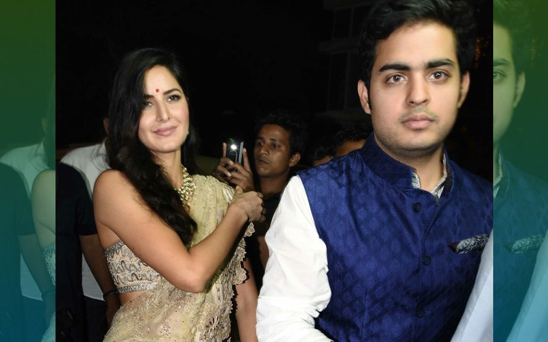 Friends In Deed: Katrina Kaif and Akash Ambani Are Bollywood's Latest Buddies