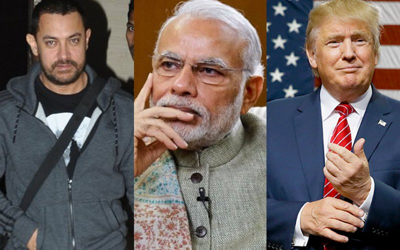 Lessons In Diplomacy: Aamir Khan On Trump And Modi's Demonetization Move