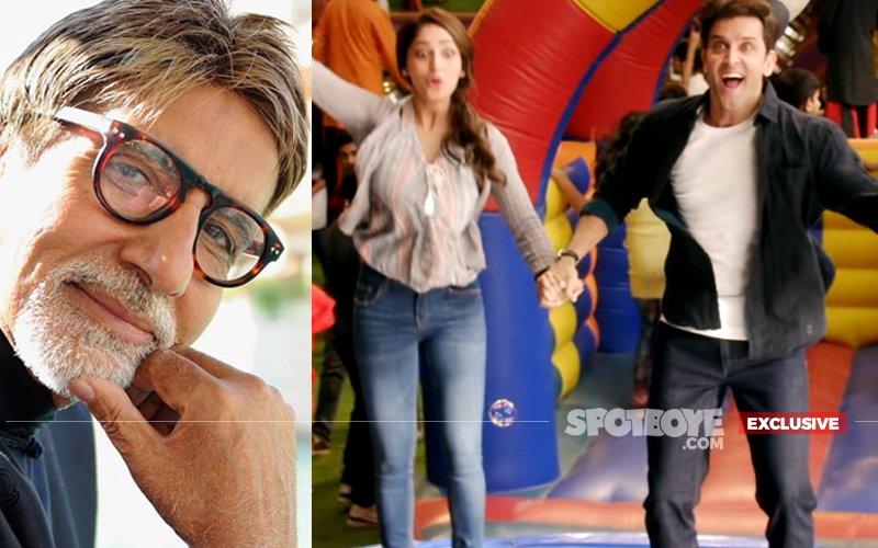 OMG: Amitabh Bachchan Has A Special Role In Hrithik Roshan's Kaabil