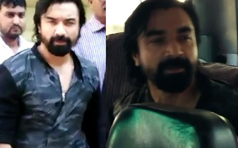 Ajaz Khan Gets Bail For Rs 10,000 ; Malvani Police Had Arrested Him This Morning