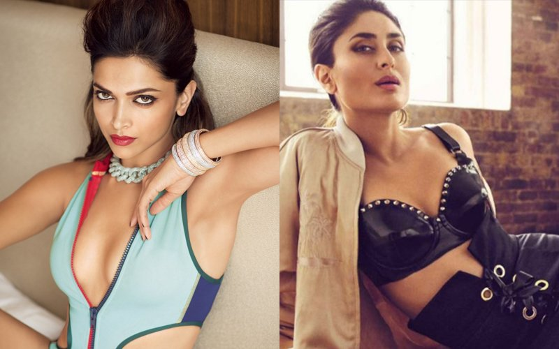 Deepika Padukone Steps Into Kareena Kapoor's Dancing Shoes For Item Number
