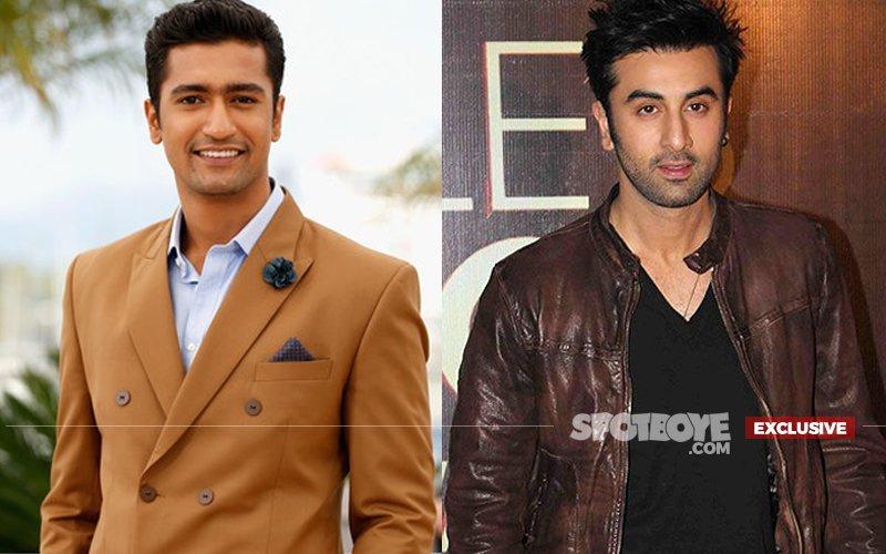 Guess Who Will Play Sanjay Dutt's Close Friend In Ranbir Kapoor Starrer Biopic?