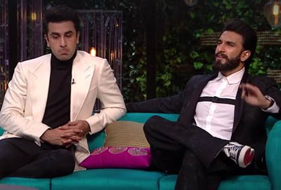 Ranveer and Ranbir Koffee With Karan