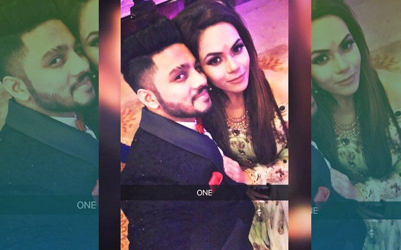 Rapper Raftaar Gets Engaged to Long-Term Girlfriend Komal Vohra