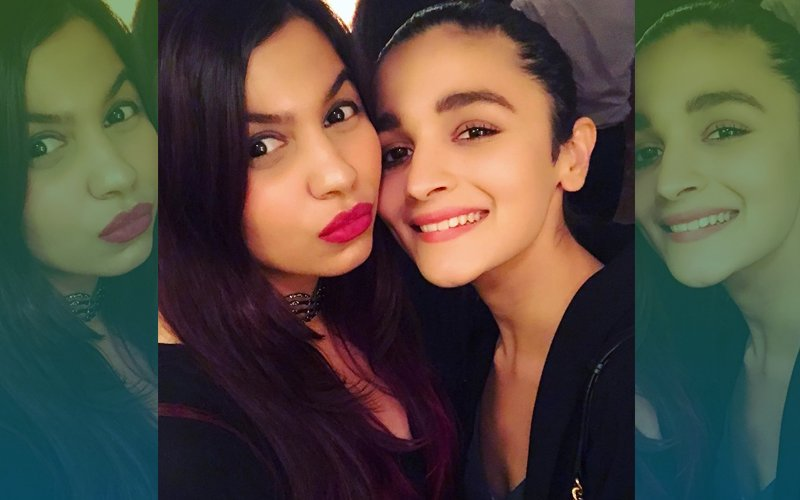 Alia Bhatt's First Night At Her New House With Sister Shaheen Bhatt