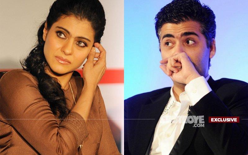 OMG: Karan Johar Did Not Invite Kajol To Manish Malhotra's Birthday Ball