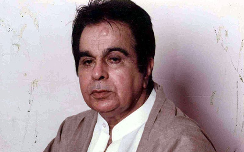 Dilip Kumar Hospitalised