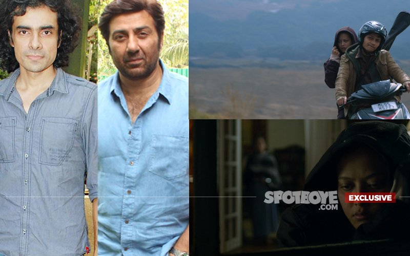 Imtiaz Ali: I am here because of Sunny Deol