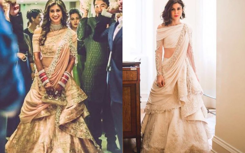 OOPS! Did Kishwer And Scherezade Wear The Same Bridal Dress At Their ...