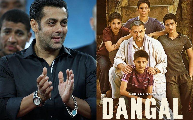 Dangal Is Aamir's Best Film Till Date, Says Salman Khan
