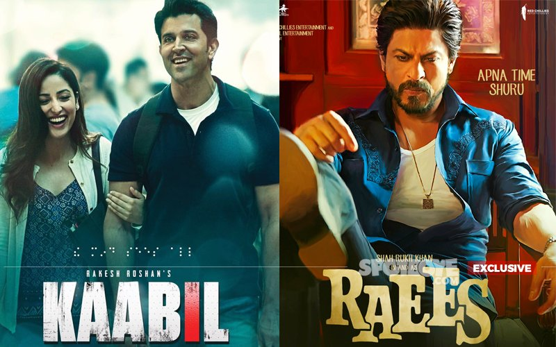 Another Twist In Kaabil-Raees Clash, Hrithik Starrer Moves To Morning Slot