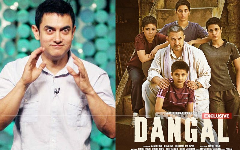 Guess Who Booked An Entire Theatre To See Dangal In Private?