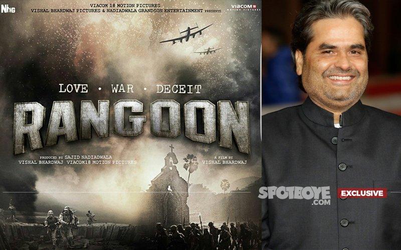 SURPRISE: Saif-Kangana-Shahid's Rangoon Gets A U/A With FIVE Cuts