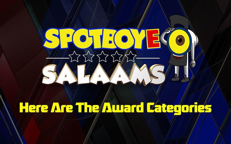 SpotboyE Awards The Best Of 2016 In Bollywood