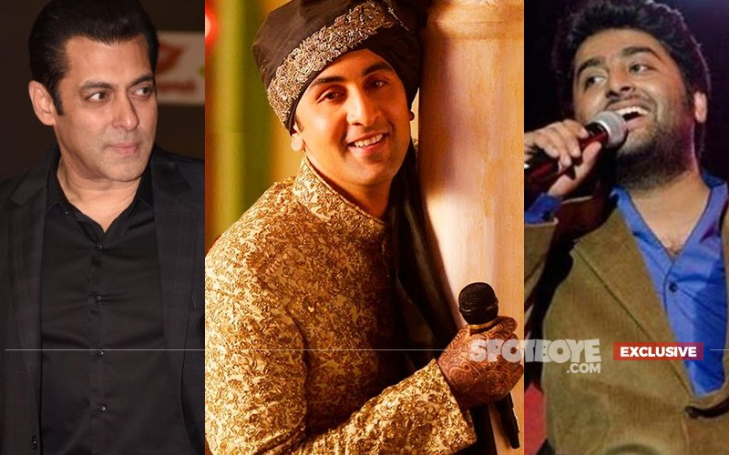 WAR ENDS. Can You Believe It? Salman Khan Forgives Arijit Singh!