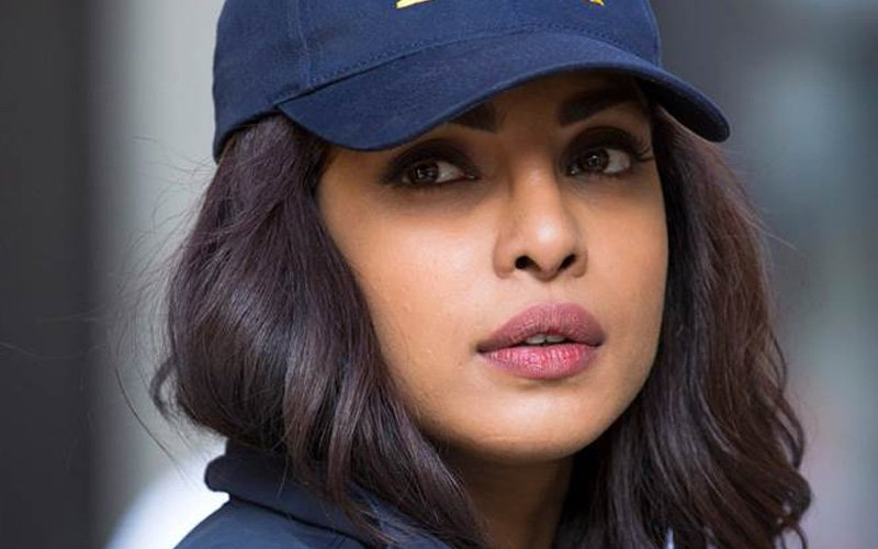 ACCIDENT WOES: Priyanka Chopra Reveals Details Of Her 'Quan2co' Mishap!