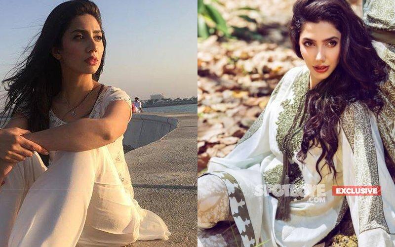 Raees Heroine Mahira Khan In Santacruz, Mumbai! How did it happen?