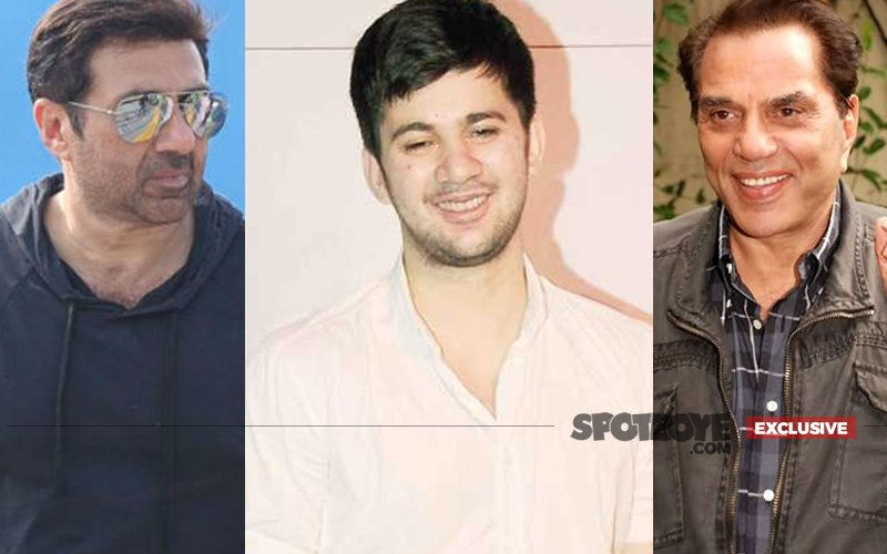 NEW DEOL IN TOWN: Sunny Deol's Son Karan To Face Cameras From Next Month!